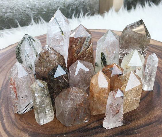 Các loại đá thạch anh