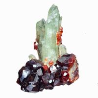 tinh thể đá diopside