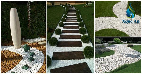 đá thạch anh dải sân vườn 1