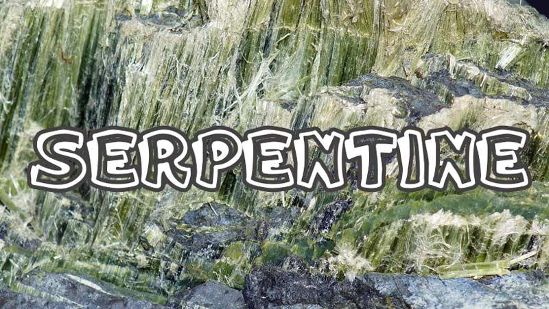 đá serpentine là gì