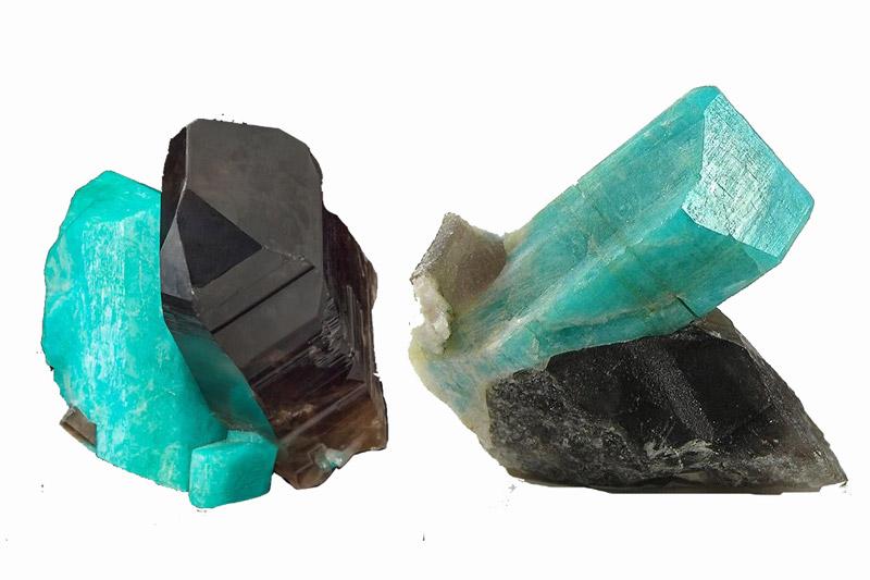 Khoáng sản đá Amazonite được tìm thấy ở Colorado
