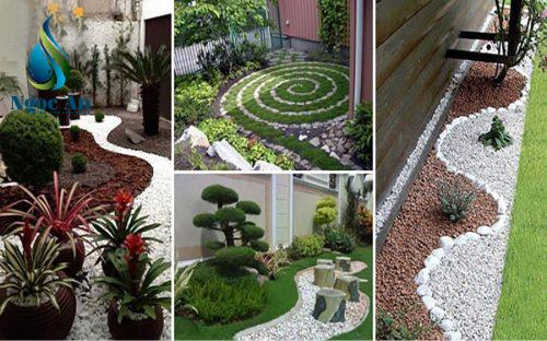 sỏi sân vườn 3