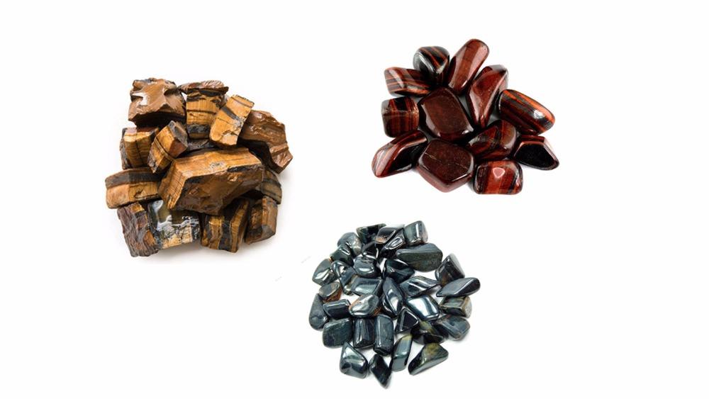 3 Màu sắc cơ bản của đá mắt hổ tựi nhiên