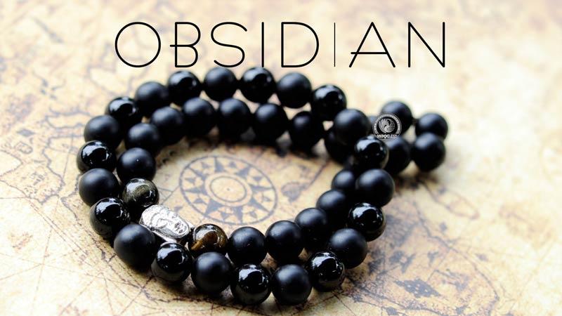 Đá obsidian là gì
