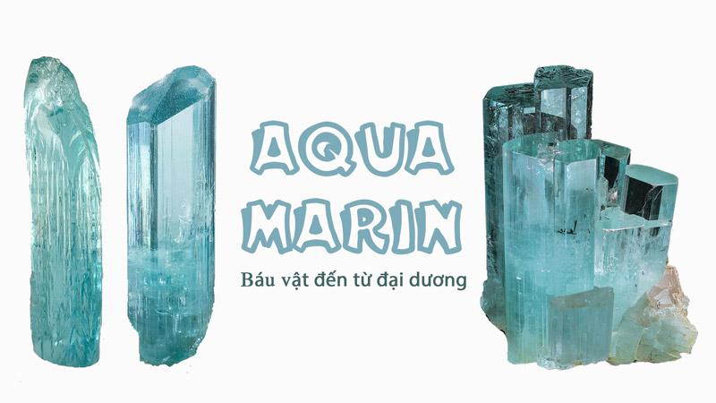Aquamarine ngọc xanh biển